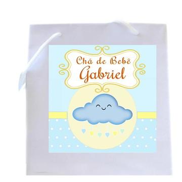 Sacolinha para chá de bebê - #chádebebê #chádefralda