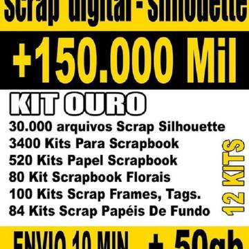 Scrapbook e Silhouette studio