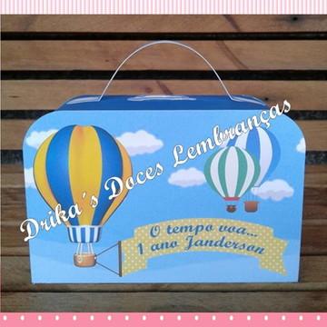 Maleta Personalizada Balões