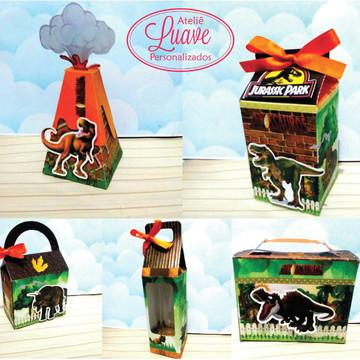 kit festa infantil dinossauros