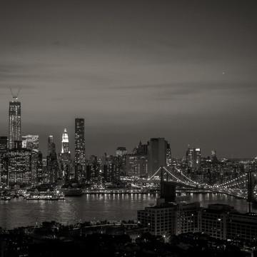 Papel De Parede Adesivo vinílico CIDADE NOVA YORK - LG29