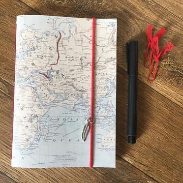 Bullet Journal - Mapa