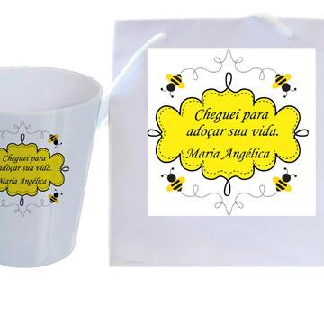 Brinde para chá de bebê - Lembrança Chá de Fraldas