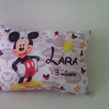 Almofada personalizada Mickey 15x20