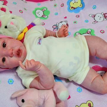 d97e454ecd Bebê Reborn Alice Q Chora e Balbucia
