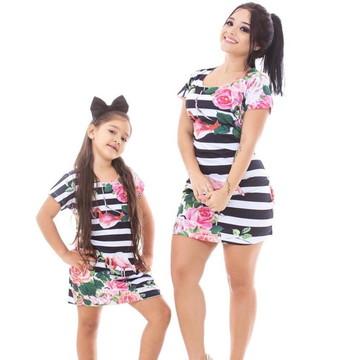 Vestidos Tal mãe Tal filha Thais