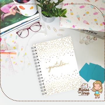 Planner/Diário Devocional - Fazemos a capa personalizada