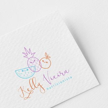 Kit Nutri Express - Logomarca + Cartão + Receituário