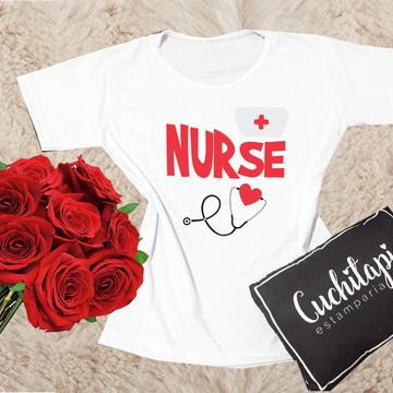 Baby Look - Enfermagem - Nurse
