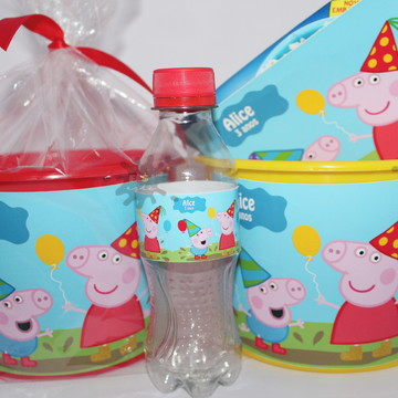 kit cinema peppa pig