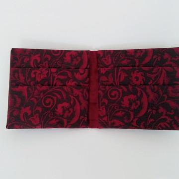 Carteira Orinuno Arabesco Red