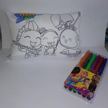 Almofada de colorir Power Rockers