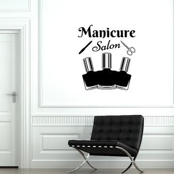Adesivo de Parede - Manicure (3)
