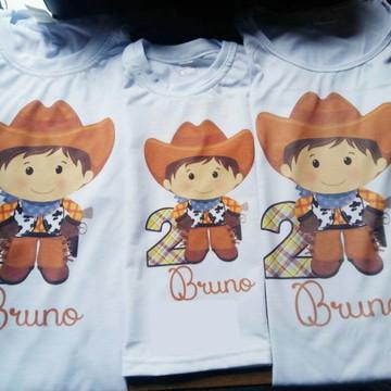 Camisetas personalizadas 15 un promoção