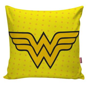 Capa Almofada Super Heroi Cute Quarto Mulher Maravilha 2