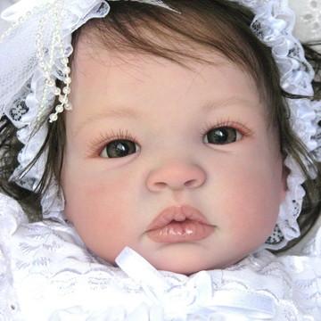 f27281a82 Frete grátis · Bebe Reborn Ana Clara Linda Menina A Pronta Entrega