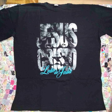 9a150835f Camiseta evangélica cristã gospel Leão de Judá