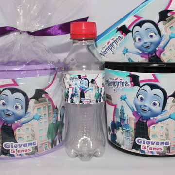 kit cinema vampirina