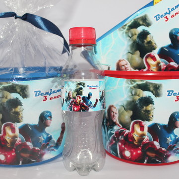 kit cinema vingadores