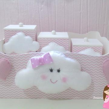 Kit Higiene Nuvem de Amor