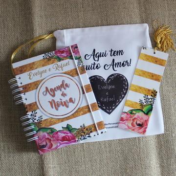 Diário da Noiva (Planner Noiva)