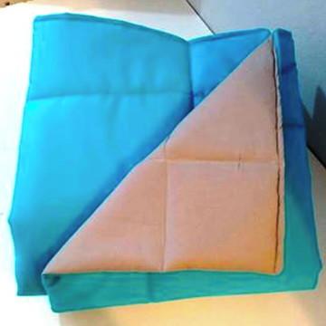 Edredom Cama Montessoriana 1,40x1m Dupla Face 100% algodão