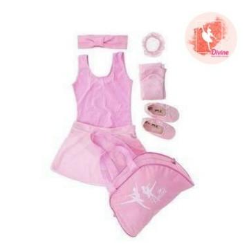 28eb440b8c Kit Ballet Juvenil Completo