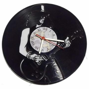 Relógio em disco de Vinil - Slash
