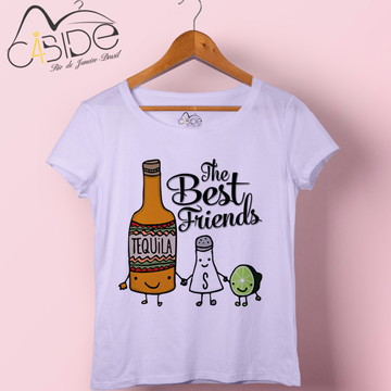 37defa7d3c T-shirt fem. The Best Friends Tequila