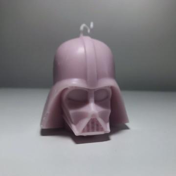 Vela Darth Vader - Lavanda