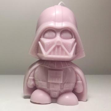 Vela Darth Vader - corpo - Lavanda