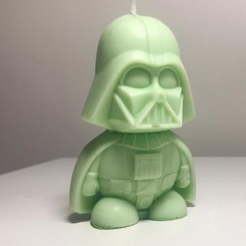 Vela Darth Vader - corpo - Bamboo