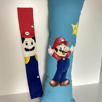 Almofada de cinto de Segurança Mario