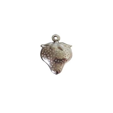 Pingente Morango de aço - PA052