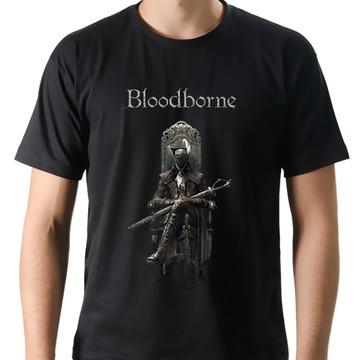 Camiseta Geek Games Bloodborne Lady Maria