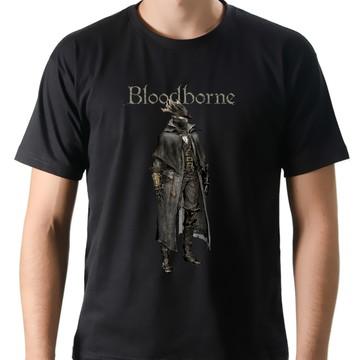 Camiseta Geek Games Bloodborne Hunter