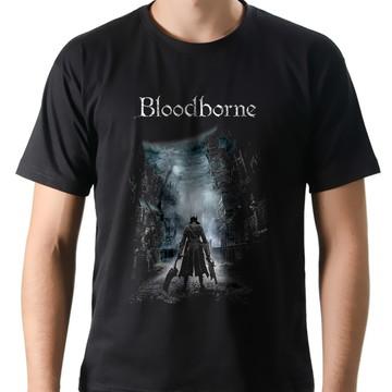 Camiseta Geek Games Bloodborne