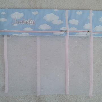 Saquinho de Maternidade Nuvem/ Céu