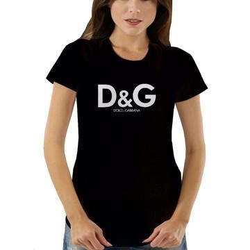 Camiseta D&G Dolce & Gabbana - Adulto e Infantil