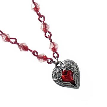 Colar Red Love
