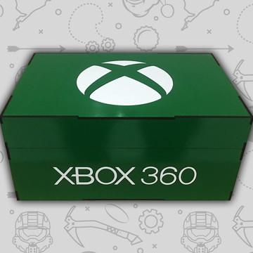 Porta jogos para Xbox 360