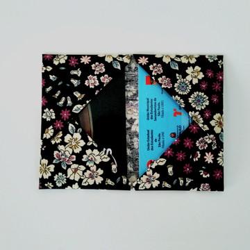 Porta Cartão Orinuno Floral