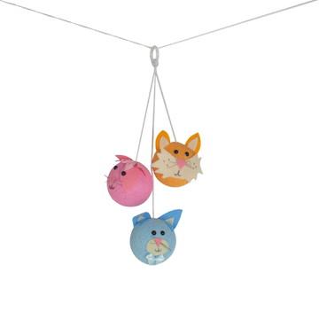 Brinquedo de Gatos e Cães De Bolinhas Bengal