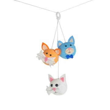 Brinquedo de Gatos e Cães De Bolinhas Bombaim
