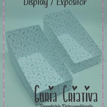 Display / Expositor - Arquivo de Corte Silhouette