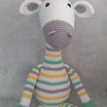 Amigurumi Girafa Listrada