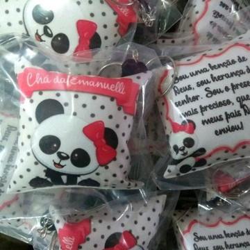 Lembrancinhas ursinho panda