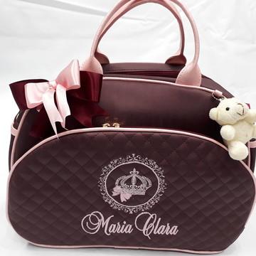 Bolsa para Bebê Personalizada G