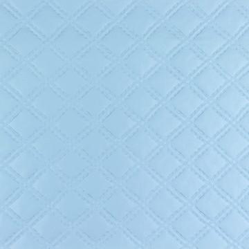 PVC Chanel Azul Bebe