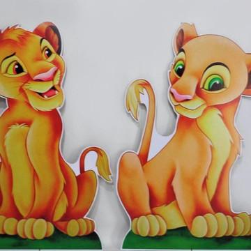 Display de Mesa Rei Leãos